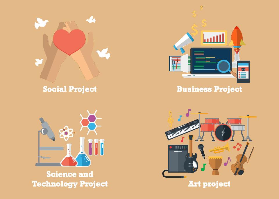 Diferentes proyectos en VKS Victoria´s School